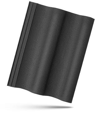 Střešní krytina Bramacmax ebenově černá
