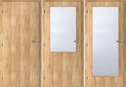 Interiérové dveře dřevostaveb Taurushaus