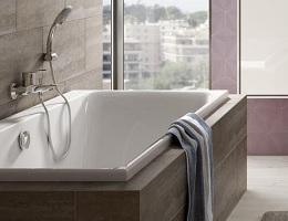 Koupelnová sanita dřevostaveb Taurushaus